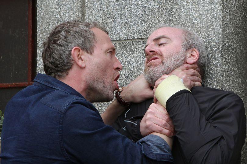 Steve Gunn & Alan Howley in Fair City